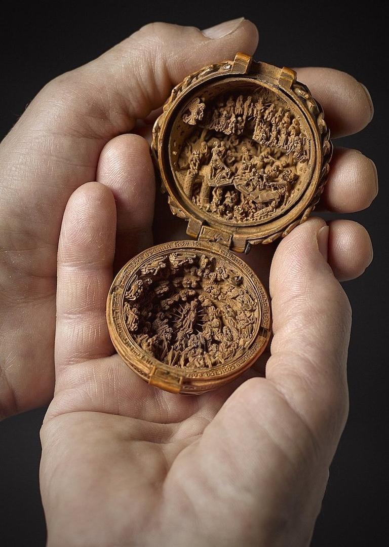 Самшитовые миниатюры