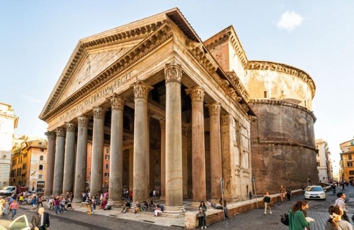 Древнеримский Пантеон