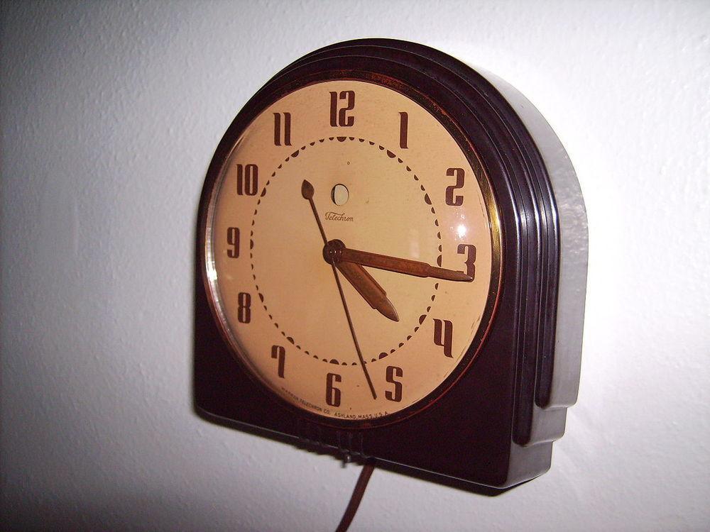 электрические часы