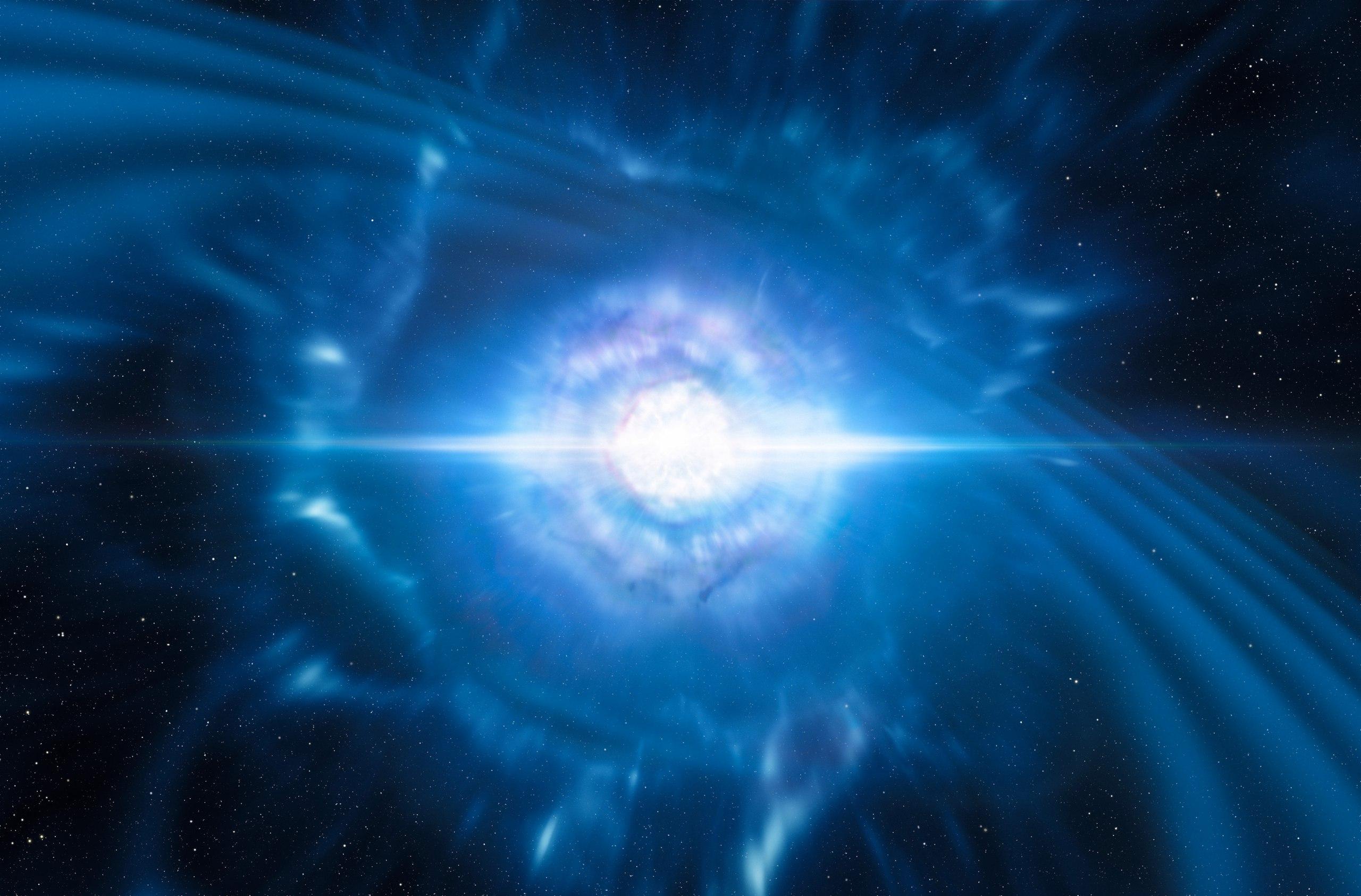 Преонная звезда