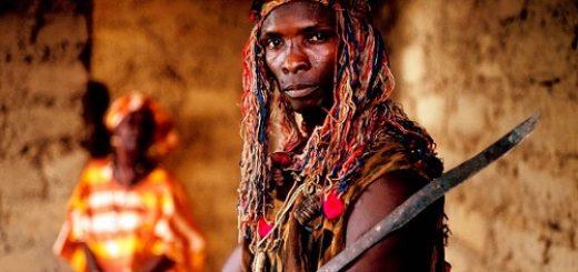 африканский колдун