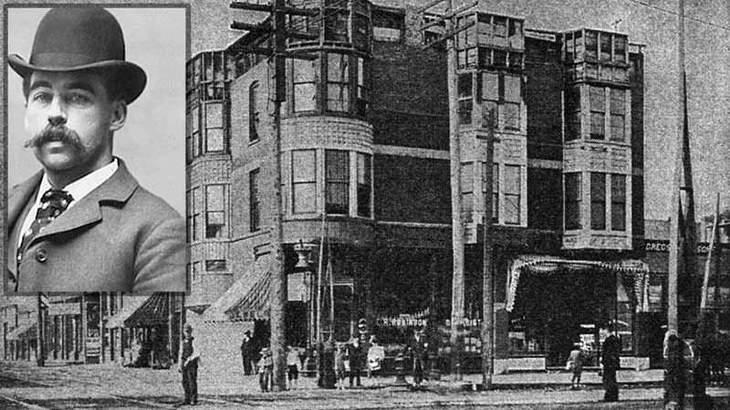 Гостиница смерти Генри Говарда Холмса