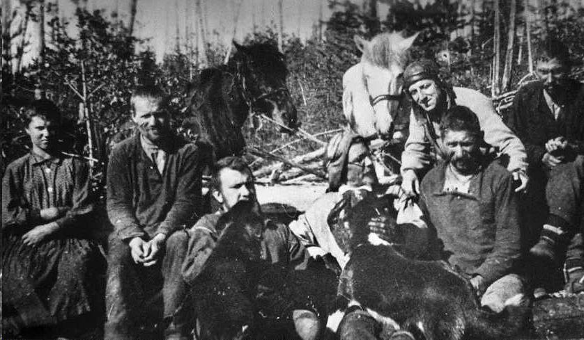 Экспедиция Леонида Кулика