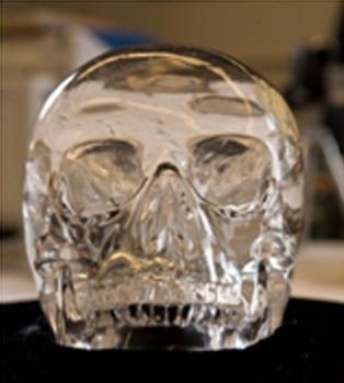 Хрустальный череп Митчелла-Хеджеса.