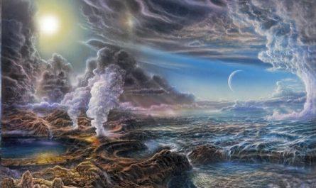 вулканическая деятельность