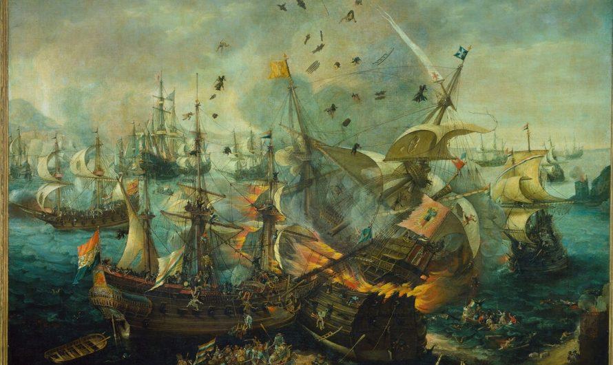 Как была захвачена крупнейшая добыча в истории пиратства