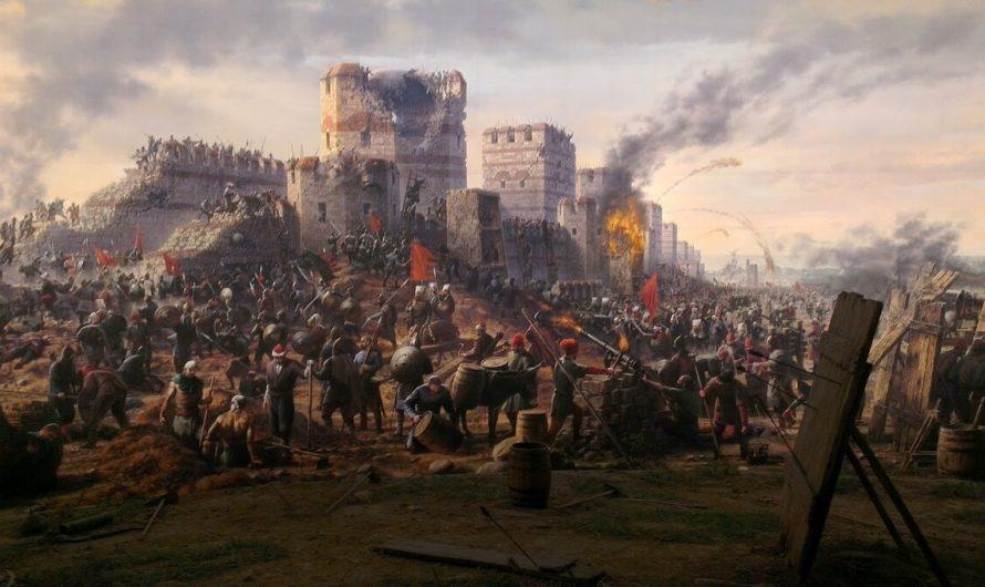 Почему в средневековье замки захватывали, а не обходили?