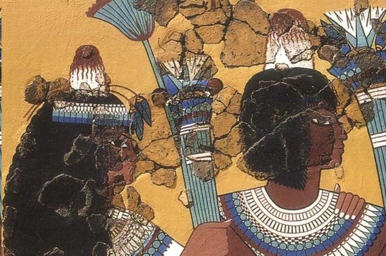 Тайна египетских конусов