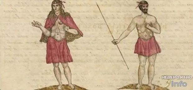 Испанцы и атланты