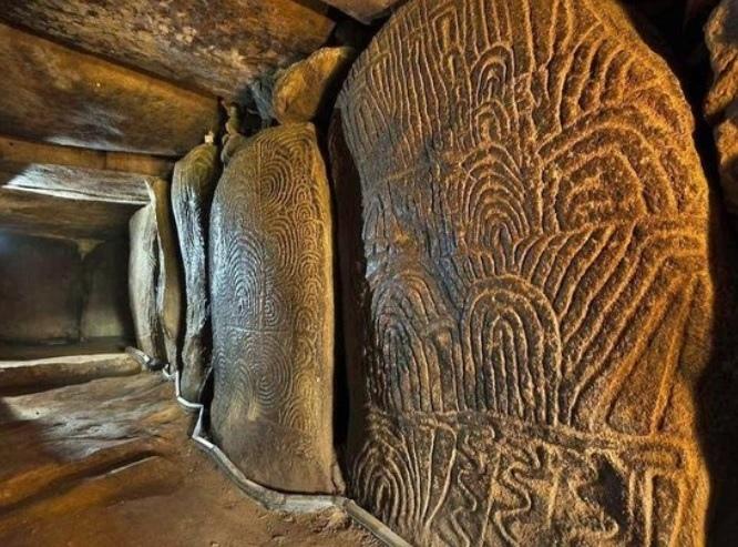 Загадочный древний проход