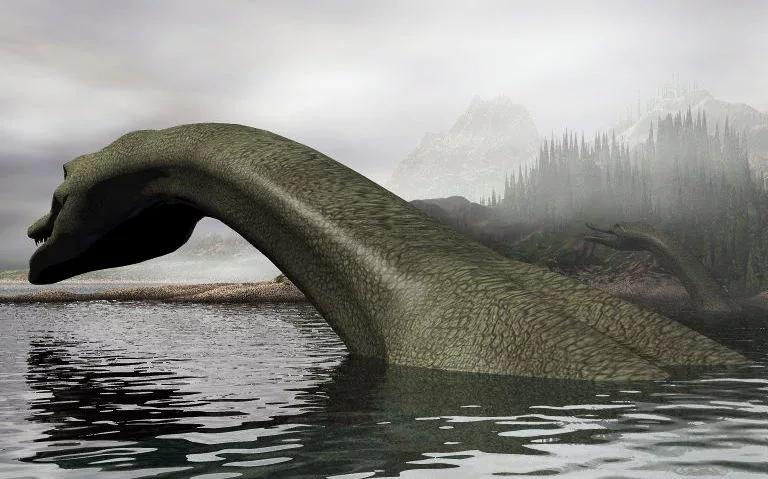 доисторический монстр