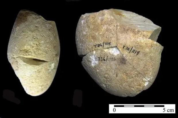 древний инструмент для абразивной обработки поверхности